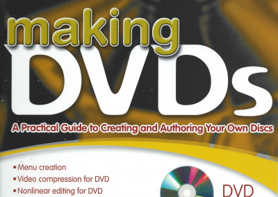 Trade Computer Book: Making DVDs
